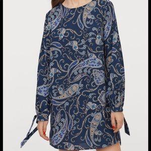 H&M Paisley Print Dress